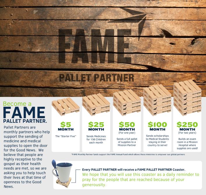 Donate – Fame Partnering in Medical Evangelism